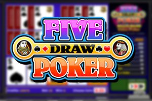 Five Draw Poker