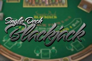 Single Deck Blackjack | Paris Casino