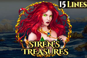 Siren's Treasures 15 Lines